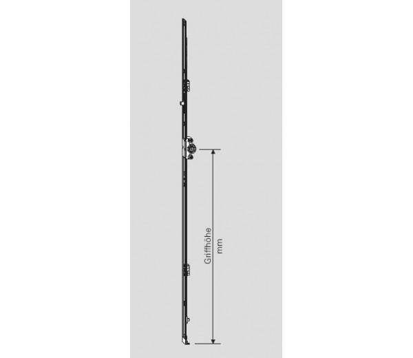 ROTO  otváravo-sklopná prevodovka 481-600 mm