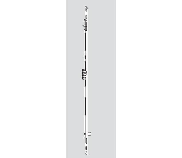 ROTO  stredný diel NT 400 mm č. N401A20206