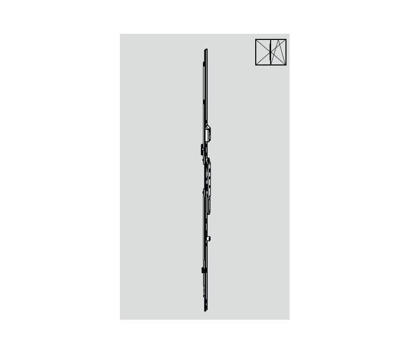ROTO NT štulpový prevod 2201-2400 mm pre 16 mm