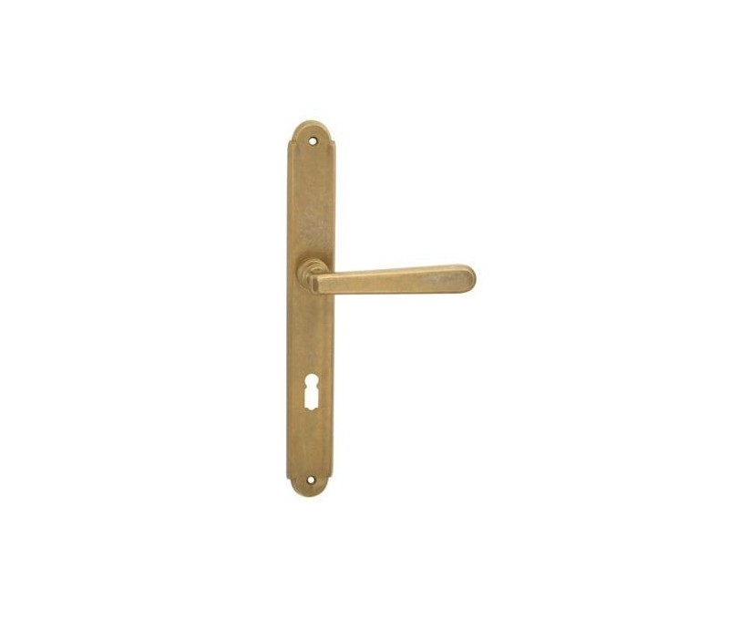 Interiérová kľučka COBRA 28-57-1 BB 90 staromosadz