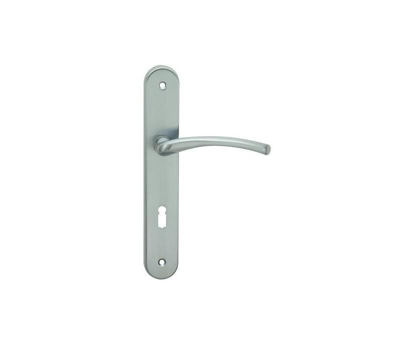 Interiérová kľučka COBRA 28-31-5 WC 90 nikel matný