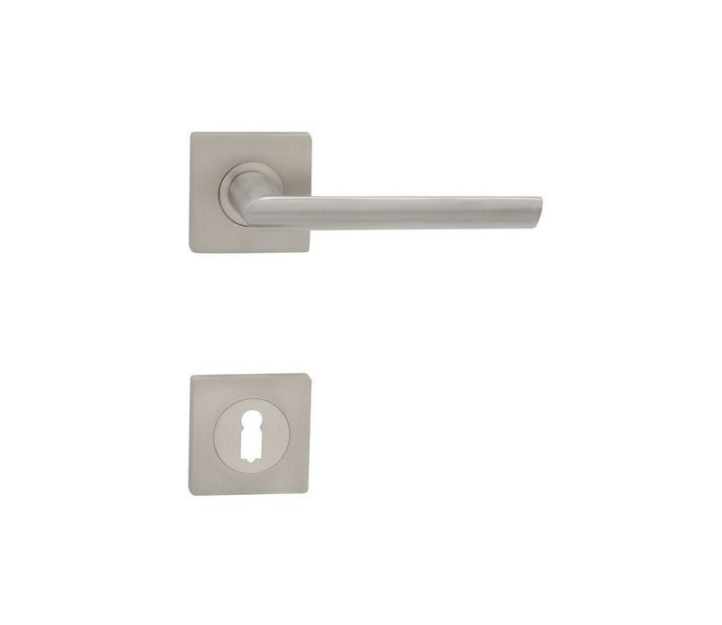 Interierová kľučka COBRA 29-13-2-S WC nerez