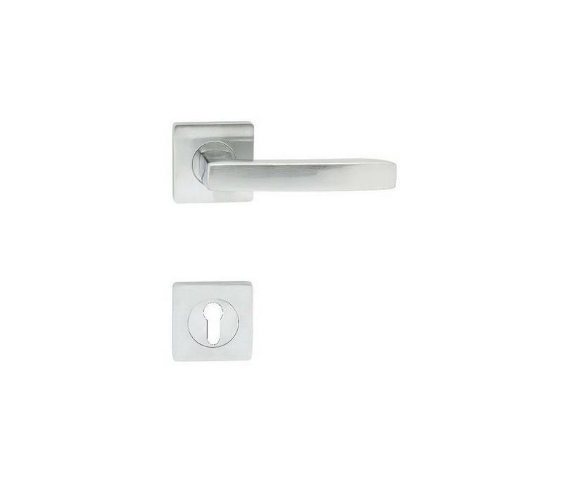 Interiérová kľučka COBRA 29-22-4-S PZ chróm matný