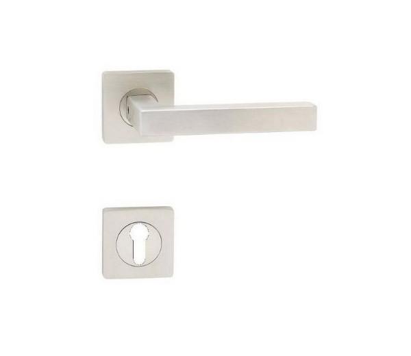 Interiérová kľučka COBRA 29-14-1-S PZ nerez