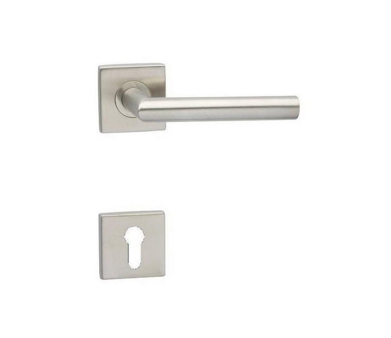 Interiérová kľučka COBRA 29-17-5-S economy PZ nerez