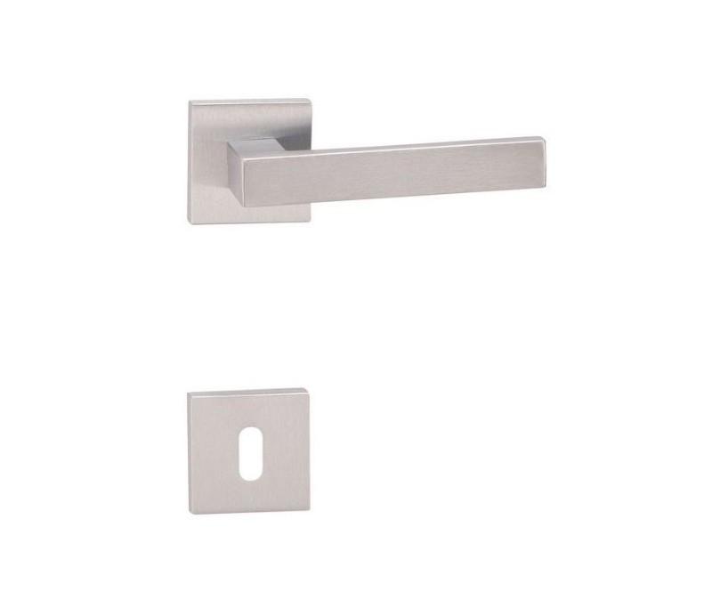 Interiérová kľučka COBRA 29-21-3 WC  chróm matný