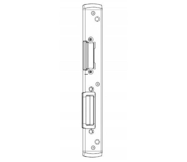 MACO hlavný dverný uzáver EH pre PVC Schüco a Aluplast aj pre el.vrátnik