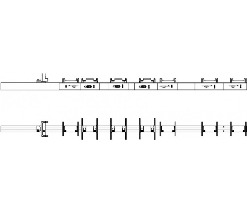 Šablpre FIX prevodovku FFH 661 - 1340