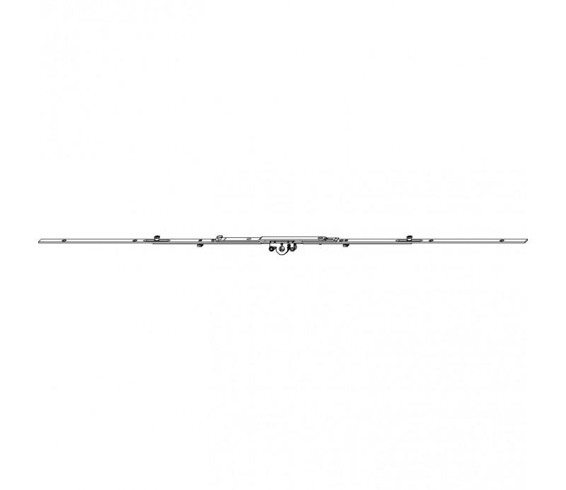 MACO sklopná prevodovka s nožnicou 650-1000mm MULTI-MATIC