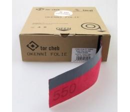 Vnútorná fólia PT TORAL Super Box SD 550, 70 mm - parotesná červená