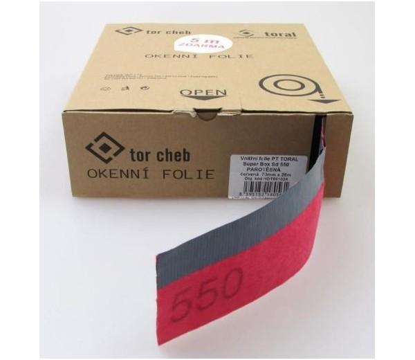 Vnútorná fólia PP TORAL PLUS BOX 70 mm - PAROTESNÁ modrá