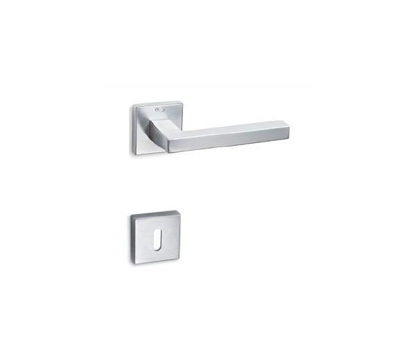 Interierová kľučka COBRA 29-23-6 WC chróm matný