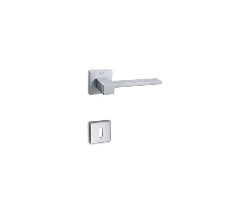 Interierová kľučka COBRA 29-25-1 BB chróm matný
