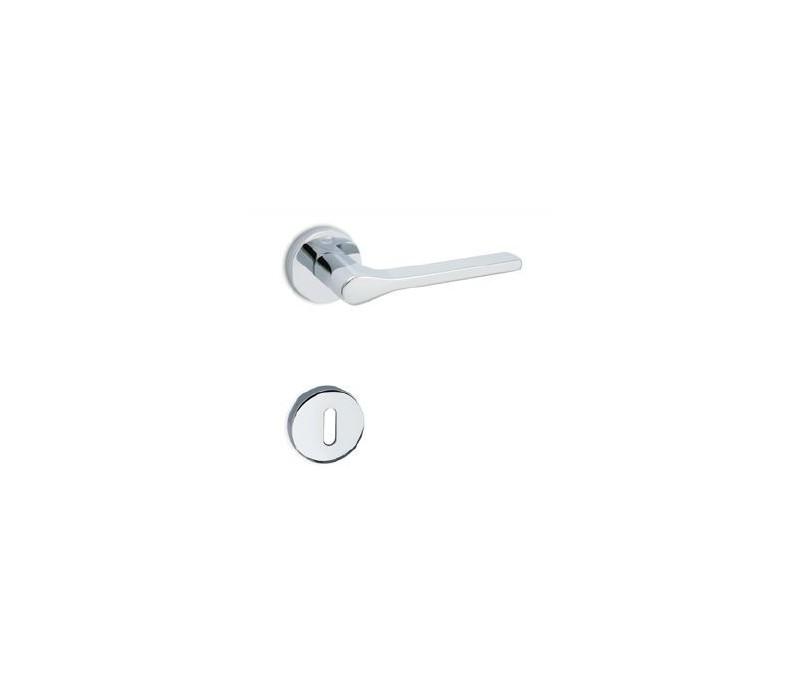 Interierová kľučka COBRA 29-27-5 WC chróm lesklý