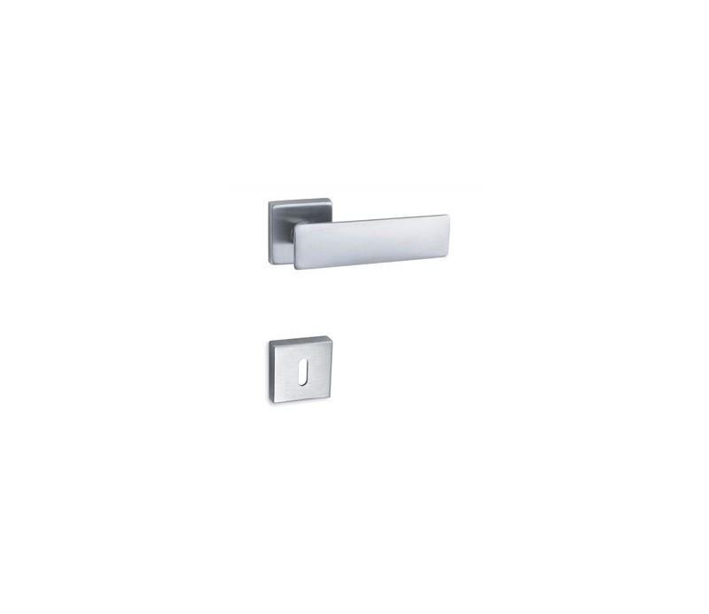 Interiérová kľučka COBRA 29-21-5-S PZ chróm matný
