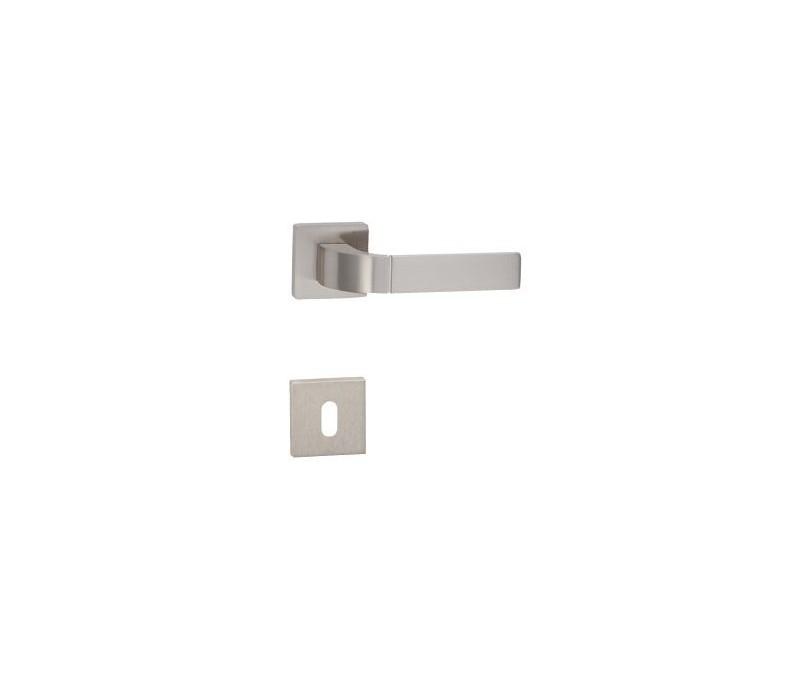 Interierová kľučka COBRA 28-36-2 BB nikel matný