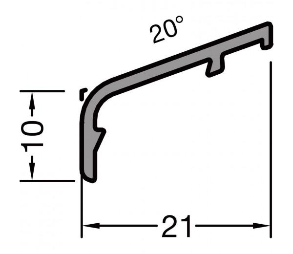Krídlová okapnica FP-8849