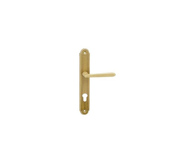 Interiérová kľučka COBRA 28-57-1 PZ 90 staromosadz