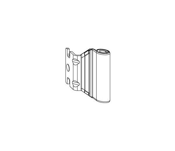 MACO uholník pre plast 12/20-13 s bielou krytkou