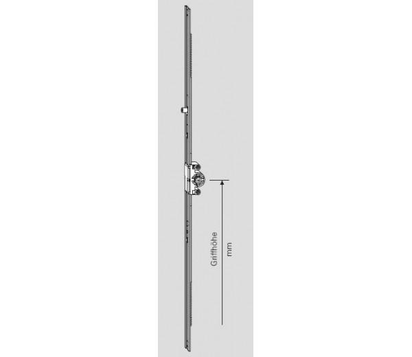 ROTO  otváravo-sklopná variabilná prevodovka 1601-2000 mm