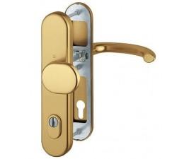 Dverová guľa-kľučka London 54 mm s prekrytou cylindrickou vložkou