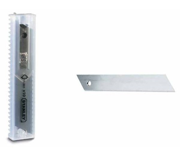 STANLEY - čepele náhradné odlamovacie 9mm  0-11-300