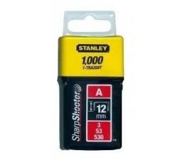 STANLEY - sponky LD Typ A 12mm, 1000ks  1-TRA208T