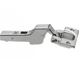 BLUM CLIP top záves 110°, 9,5 mm zalomený s pružinou, skrutky