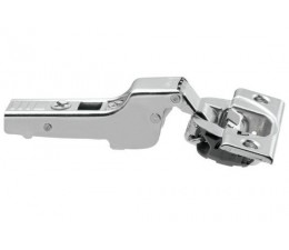 BLUM CLIP top BLUMONTION záves 110°, 9,5 mm zalomený, skrutky