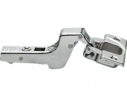 BLUM CLIP top záves 110°, vložený, 18 mm zalomený bez pružiny, skrutky