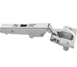 BLUM CLIP top záves 110° rovný s pružinou naložený, zarazenie