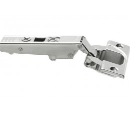 BLUMBLUM CLIP top záves 110° rovný naložený záves s pružinou, skrutky