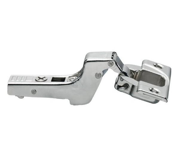 BLUM CLIP top záves 110°, vložený, 18 mm zalomený s pružinou, skrutky