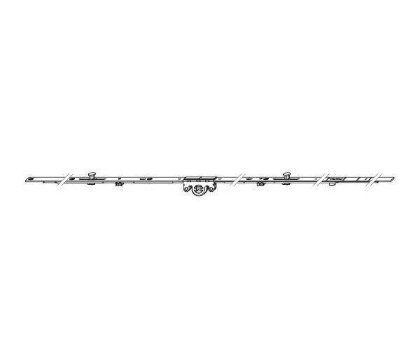 WINKHAUS otváravo-sklopná prevodovka 1975-2225 mm, GAK.2225-2