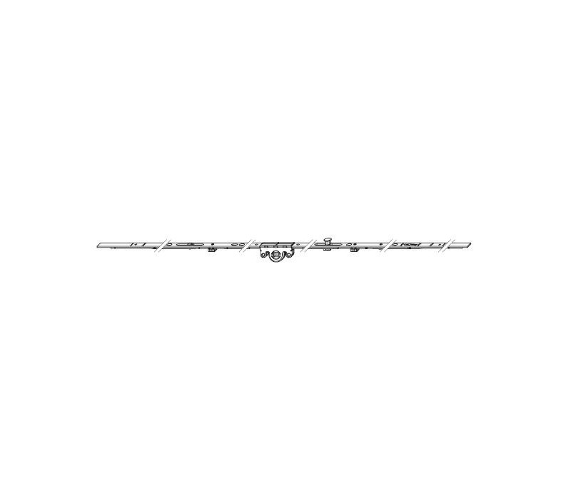 WINKHAUS otváravo-sklopná variabilná prevodovka 1800-2300 mm