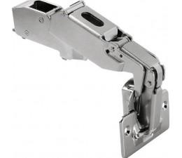 BLUM CLIP TOP širokouhlý záves 170° zalomený 9,5mm s pružinou, skrutky