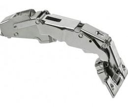 BLUM CLIP top širokouhlý záves 155°,zalomený 9,5mm,s pružinou, skrutky