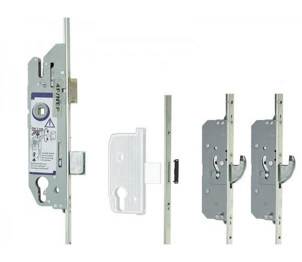Zámok FUHR ovládaný kľúčom 855/45, 2H , 16/92/08 , 2170mm , K/G