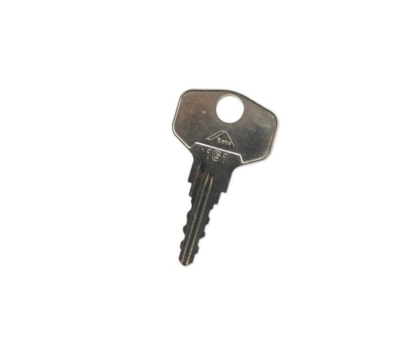 Surový kľúč k ROTO cylindrickým vložkám