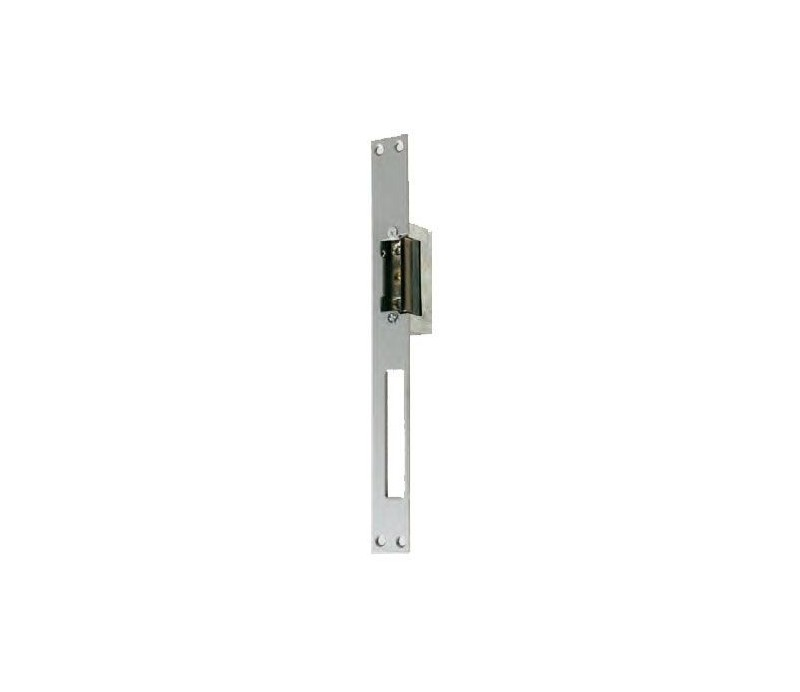 Protikus k elektrickému vrátniku plochý LX INOX  pravoľavý