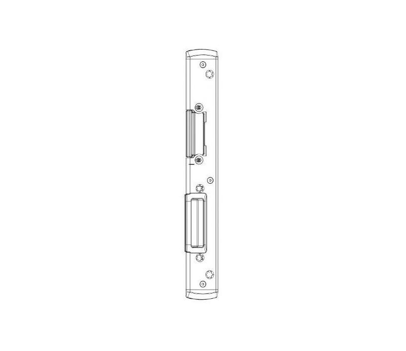 MACO hlavný dverný uzáver EH pre PVC U-6/32/9 REHAU aj pre el.vrátnik